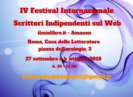 IV Festival Scrittori Indipendenti