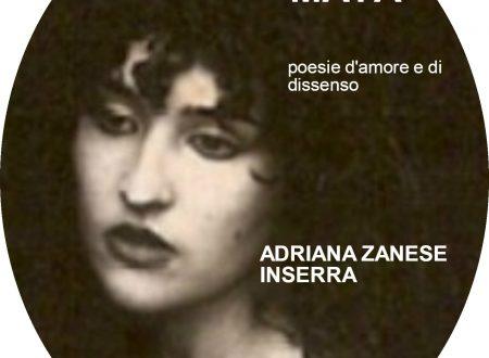 """Altri Autori: Adriana Zanese Inserra """"Il Velo di Maya"""""""
