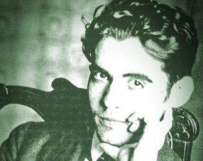 """Ricordo di F.Garcia Lorca, """"l' Amore oscuro"""""""