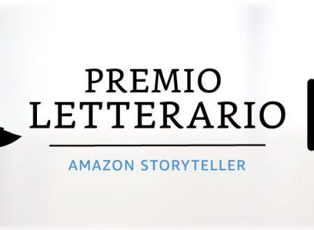 Premio letterario Storyteller2020 Amazon